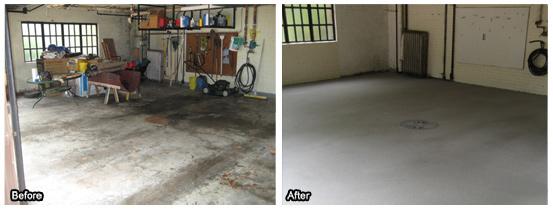Garage Floor Covering