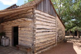 LBJ Cabin