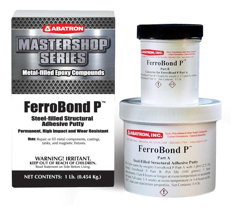 Home Metal Restoration Ferrobond P