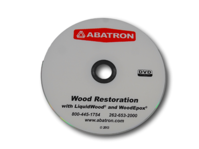 Wood Restoration DVD