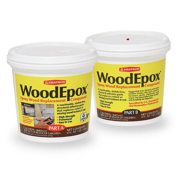 WoodEpox Quart Kit