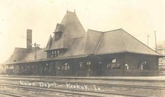 Keokuk_Old_Days_Postcard