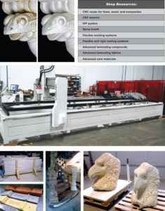Mold-Casting-Composite-Shop